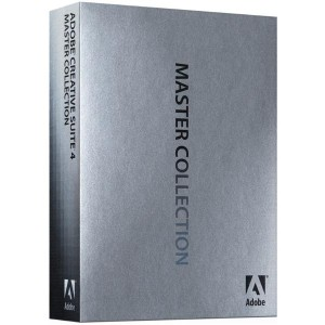 Adobe Creative Suite 4 Master Collection