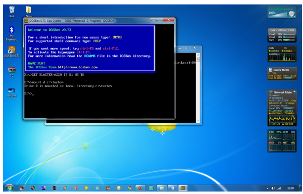 step 2 How to install Turbo C++ on Windows 7 64bit