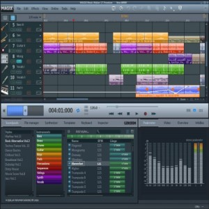 MAGIX Music MAKER 17