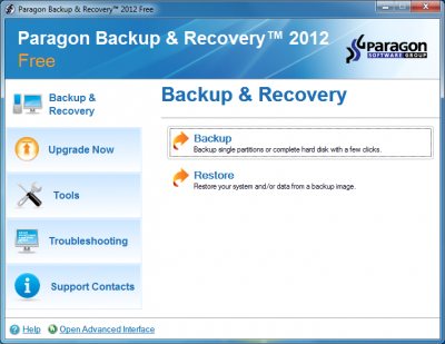 Backup & Recovery 2012
