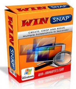 WinSnap 4, screen capture tool