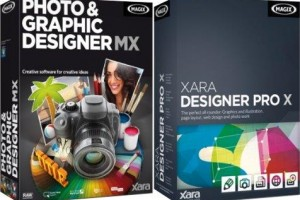 XARA Designer MX And Pro X 8