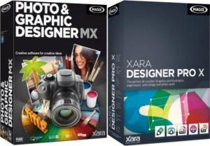 XARA Designer MX And Pro X 8