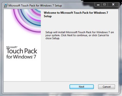 Microsoft touch pack now available to download | alphr.