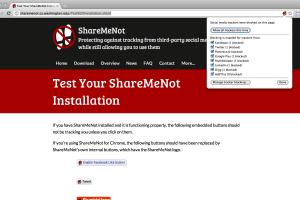 ShareMeNot