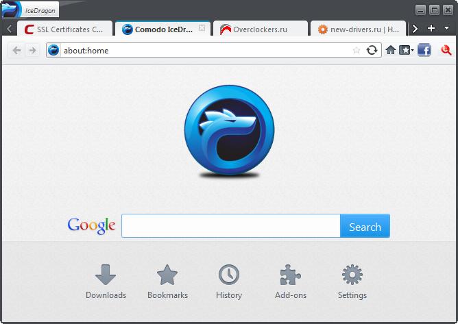 WatFile.com Download Free Comodo IceDragon   Best Software 4 Download blog
