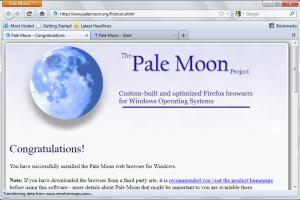 Pale Moon 15.1