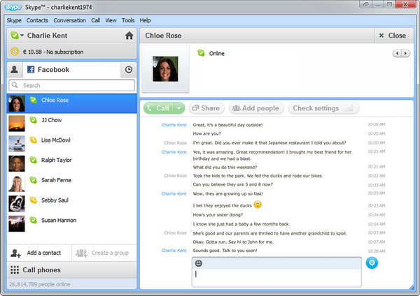 Skype Portable 7.41.0.101 full
