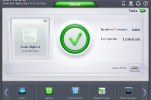 Comodo Internet Security Premium 2013