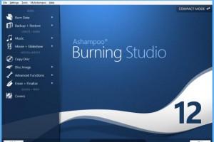 Ashampoo Burning Studio 12