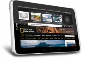 Windows HTC RT Tablet