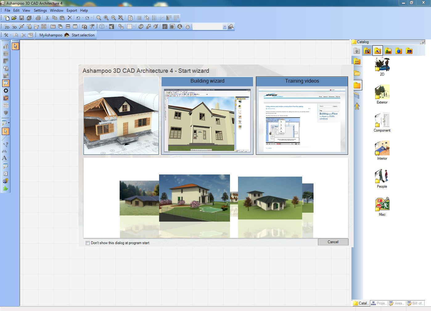 New ashampoo 3d cad architecture 4 best software 4 3d architect software free download