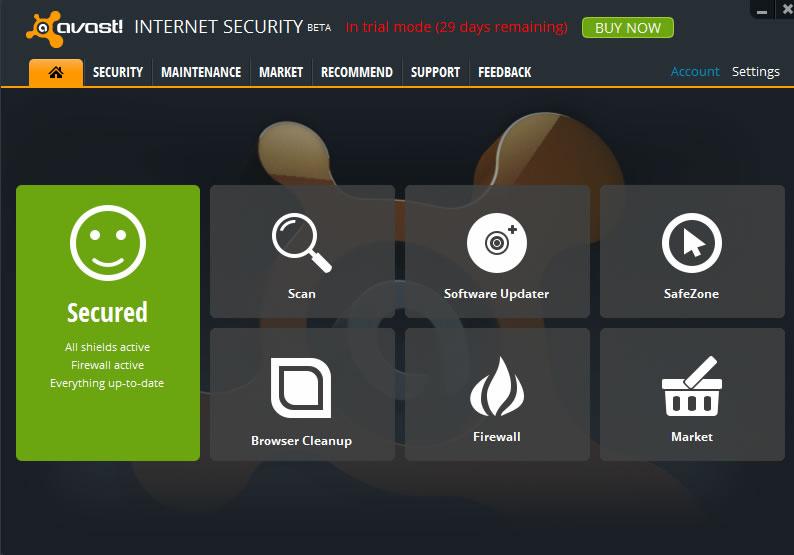 Avast  Internet Security 8.0.1488 Full Crack 2050 + Key Till 2014 Free Download