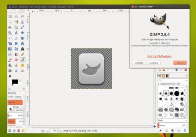 Gimp прекрасная альтернатива Photoshop
