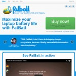 Fatbatt Ensures That Your PC Battery Lives Long