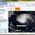 Tracking Extreme Weather Throughout The World With Earth Alerts