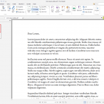 Office 2013 Ribbon For Foxit Reader 6.0