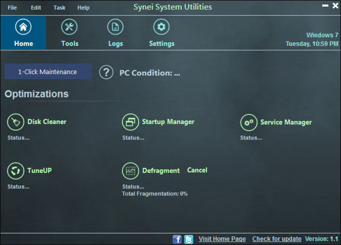Synei Utilities To Help Your PC Run Smoothly