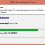 Keep The Screen Alive But Lock The Keys With KeyFreeze