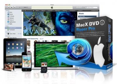 MacX DVD Ripper
