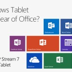 A $99 Windows tablet with a free year of Office