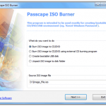 Passcape ISO Burner has its own advantages
