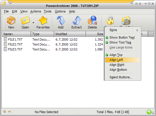powerarchiver 2000