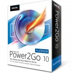 CyberLink Power2Go 10 – Best And Entertaining Multimedia Conversion Suite