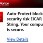Antivirus Software to be tested safely using EICARgen