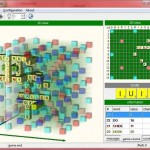 Scrabble3D –  The Interesting Maths Scrabble Game