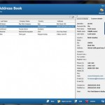 Free Address Book 1.4 – Contact Management Software To Manage Contacts