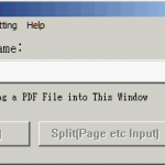 Use SepPDF to Split PDFs