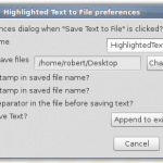 Saving Text to File – A Firefox Research Extension Tool That Is Handy