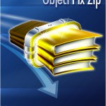 Object FIX ZIP 1.8 – Software For Repairing Zip Archive Files