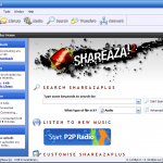 Shareaza 2.7.8.1 Has Made File Share Easy