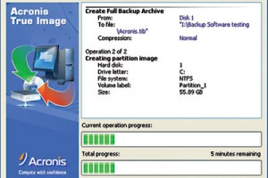 Acronis TrueImage