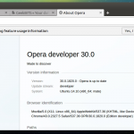 Opera 30 Introduces Side Bar And Improves The Tab Views