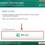 Kaspersky RakhniDecryptor – Decrypting Files in Easy Manner