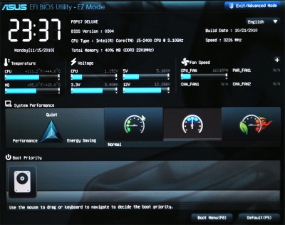 UEFI BIOS Updater