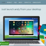 Andy – Interactive Synchronization between Your Desktop and Mobile