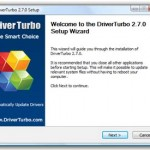 DriverTurbo – Updating Your Drives In An Easy Manner
