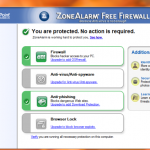 ZoneAlarm Free Firewall – Protecting Windows PC and System from Online threats
