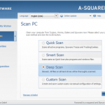 A-Squared Free 4.5 – Scanning Your System For Malicious Virus