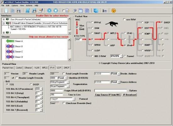 .Net Protocol Builder