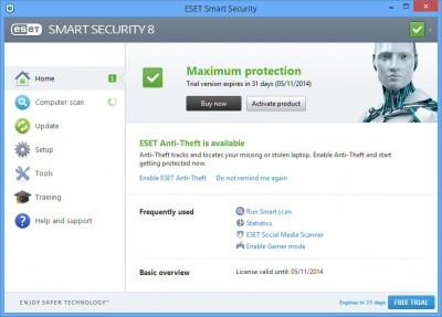 ESET Smart Security 8
