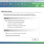 Multi Virus Cleaner 13.1.0 – A Full Time Antivirus Solution