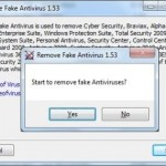 Remove Fake Antivirus 1.99 – Removing Various Malware and Antivirus
