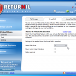 Returnil System Safe – Advanced Anti-Malware Tool