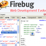 FireBug 2.0.12 – Powerful and Essential Firefox Add-On