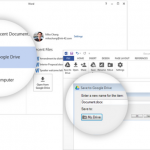 Google Drive Plug-In – Accessing Drive Files Using Microsoft Office Tools